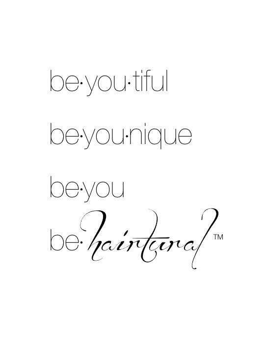 be you...be hairtural™
