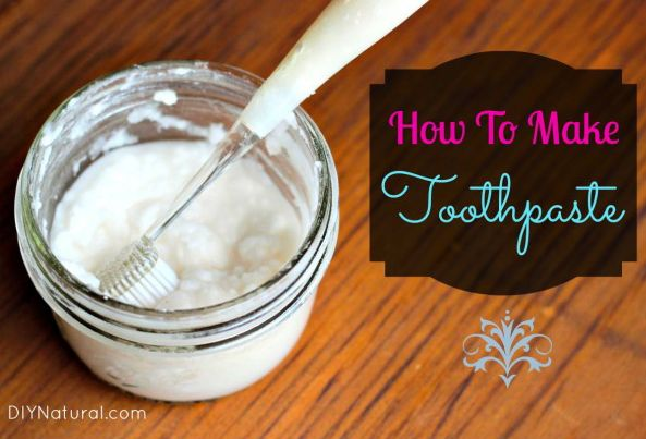 How To Make Your Own Natural Toothpaste	►►	http://herbs-info.com/blog/how-to-make-your-own-natural-toothpaste/?i=p