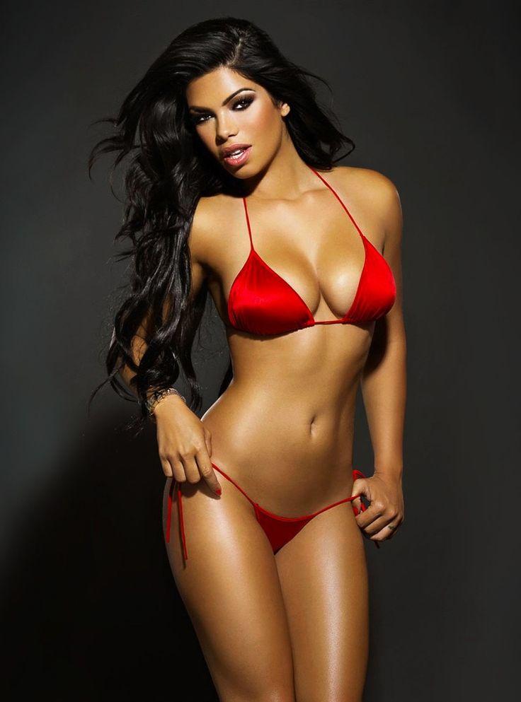 Suelyn Medeiros - Utroligt smuk glødende hud Hvad-5407