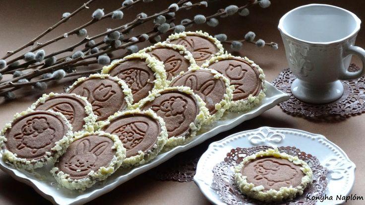 Konyha Naplóm: Húsvéti keksz  (1.)