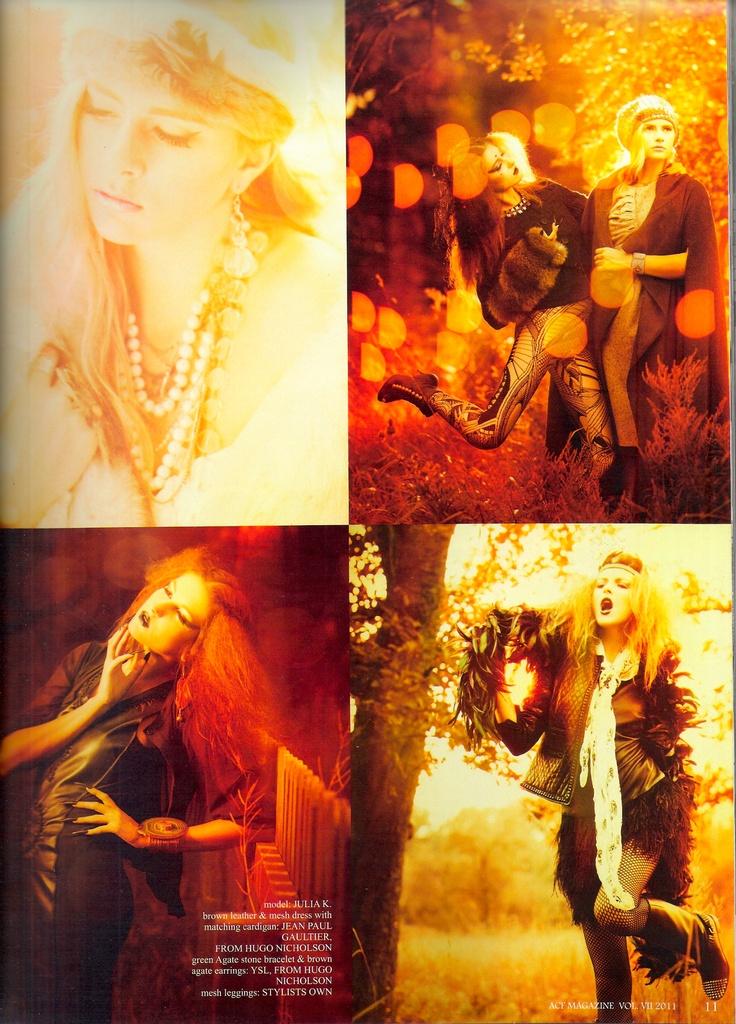 amazing canadian fashion - fall 2011 issue