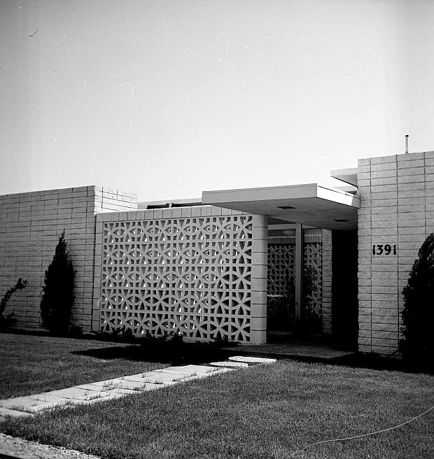 Image detail for -recognize this building? It would be a very cool Mid Century Modern ...