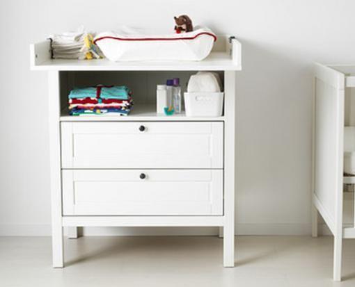 Mueble cambiador bebe ikea buscar con google ideas nido pinterest buscar con google - Ikea commode bebe ...