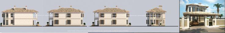 Проекты домов Одесса Архимас