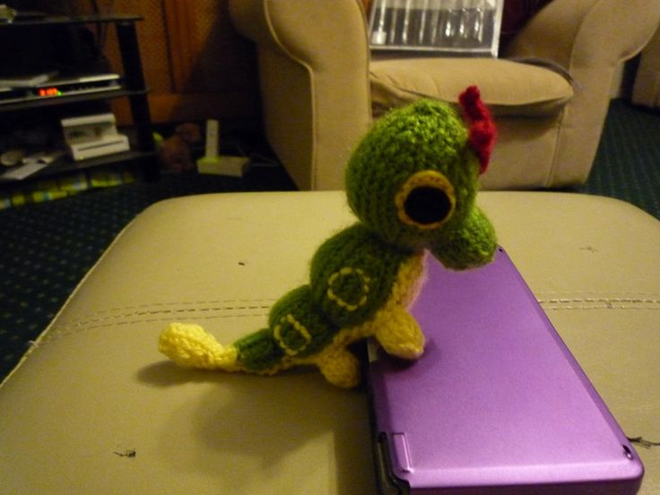 Zizidora Crochet Patterns : ... are looking for Pokemon crochet patterns, check out this collection