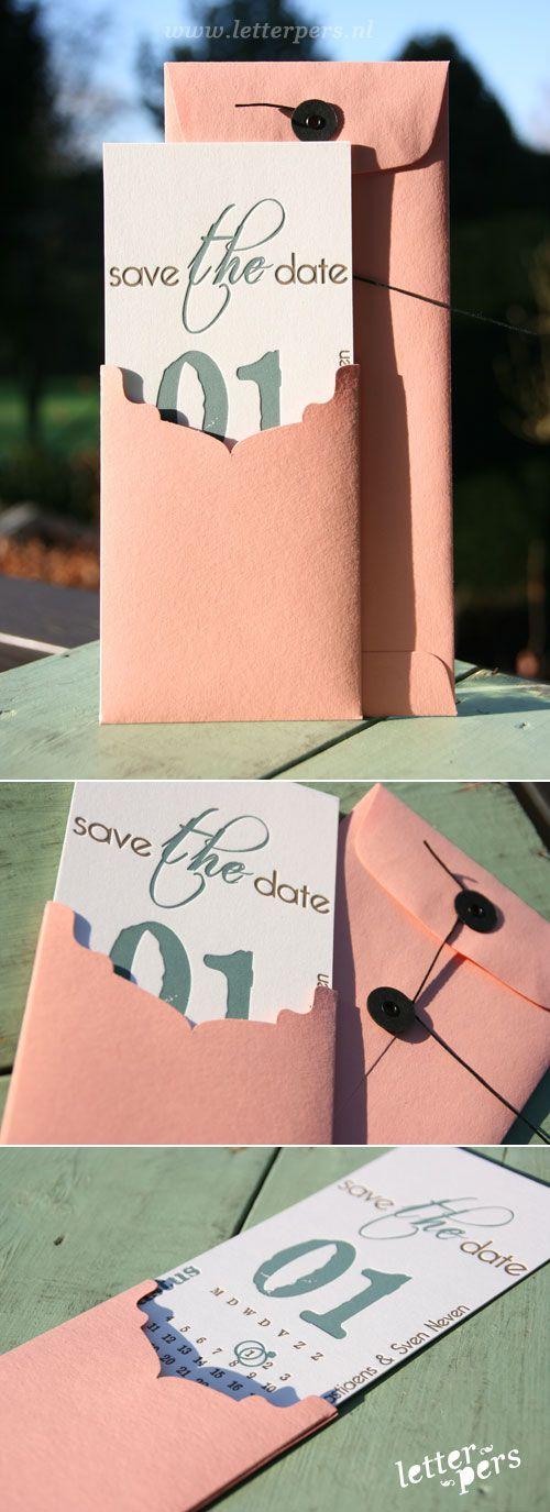 letterpers_letterpress_trouwkaart_save-the-date-kaartje_roze_bijpassende-enveloppe_Japanse-sluiting