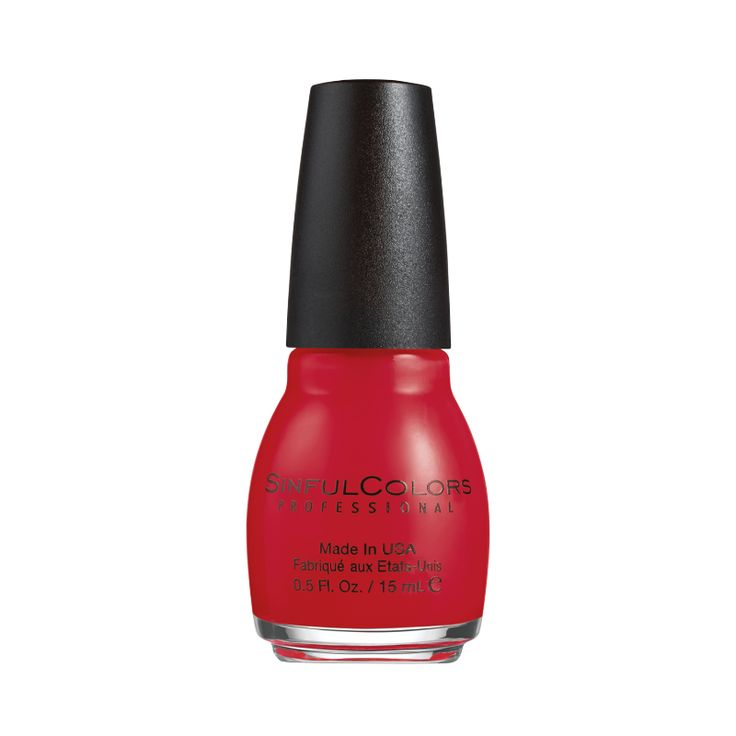 SinfulColors Ruby Ruby 15ml