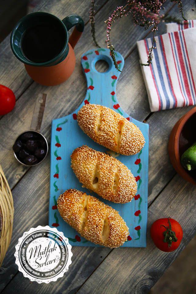 Kaşarlı Simit Tarifi - Tarifin püf noktaları, binlerce yemek tarifi ve daha fazlası...