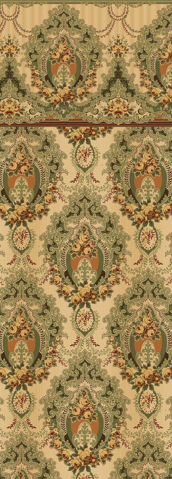Best 25+ Victorian wallpaper ideas on Pinterest | Bedroom wallpaper victorian, Art nouveau ...