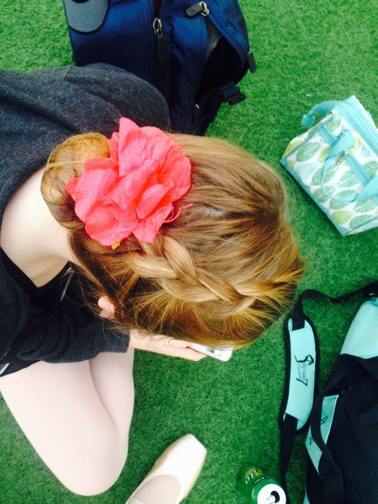 My Ballet Hair