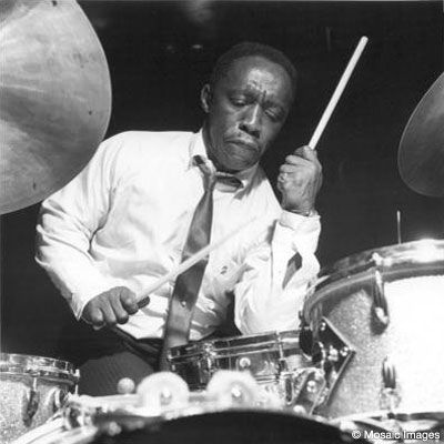 * Art Blakey * +++ Born October 11, 1919 in Pittsburgh, PA +++ Died October 16, 1990 in New York, NY
