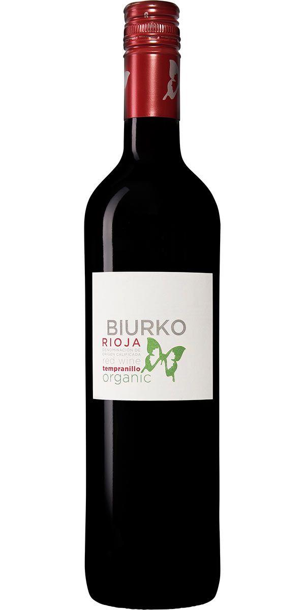En ekologisk, enkel, men välgjord tempranillo från Rioja.  Intensiv doft med både röd frukt och mörka bär. Passar till fågelrätter, ljusa kötträtter och lamm. Eller varför inte en charkuteribricka eller hårda ostar.