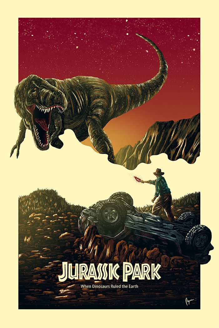 "Upcoming Science Fiction Adventure Film 24/""x36/"" Poster 011 Jurassic World"