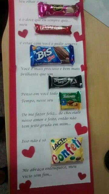 Carta Chocolate 2