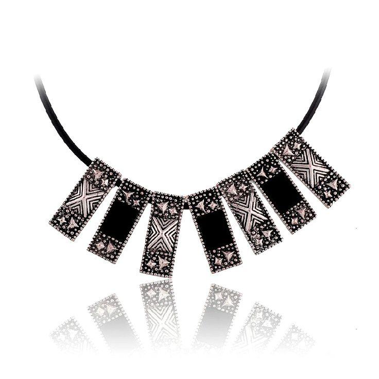 Mayan Aztec Pendants Necklace (2 Colors!)