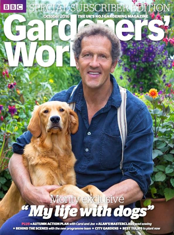 BBC Gardeners' World Magazine Subscription