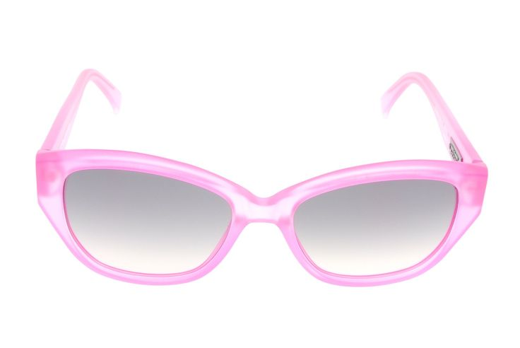 Italia Independent Sunglasses 057 018 Pink with Grey Gradient Lenses. High Quality Grey Gradient Lenses. Pink Cellulose Acetate Frames. Full UV400 Protection. Hand Made in Italy. Comes with an Original Italia Independent Case, Cleaning Cloth & Booklet.