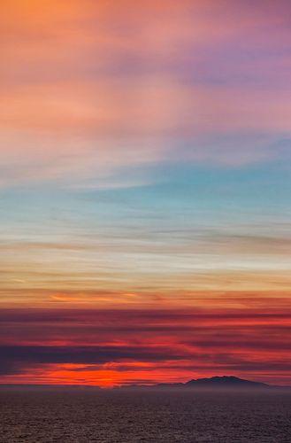 Endless Sunset Alaska