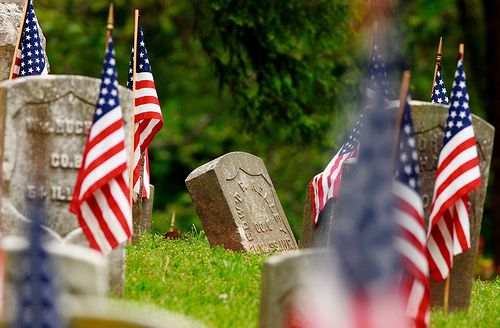 memorial day purpose history
