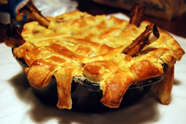 Jamie Oliver's Lamb Shank Pie | Culinary Curiosity | Pinterest