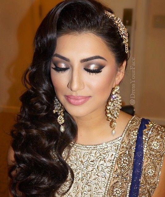 25+ Best Ideas About Indian Wedding Hairstyles On