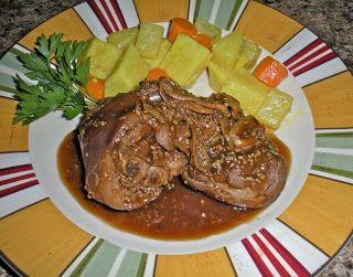 Shawna's Food and Recipe Blog: Paksiw na Pata