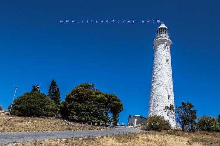 Wadjemup Lighthouse in Rottnest Island, Western Australia