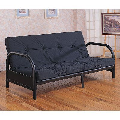 coaster arlington futon frame   2334   products futons and frames  rh   pinterest