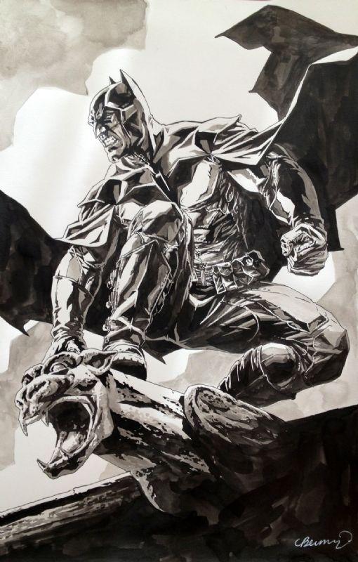 Batman ~ Lee Bermejo