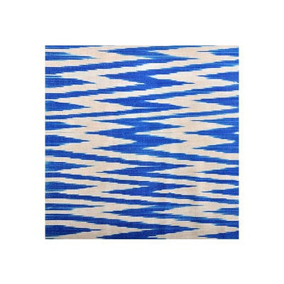 Electric Silk Fabric, Blue by One Kings Lane $43 #Olioboard #Product #Sales