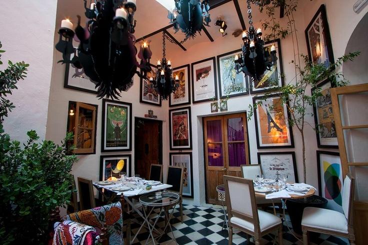 Leonila restaurant, Vejer de la Frontera Spain