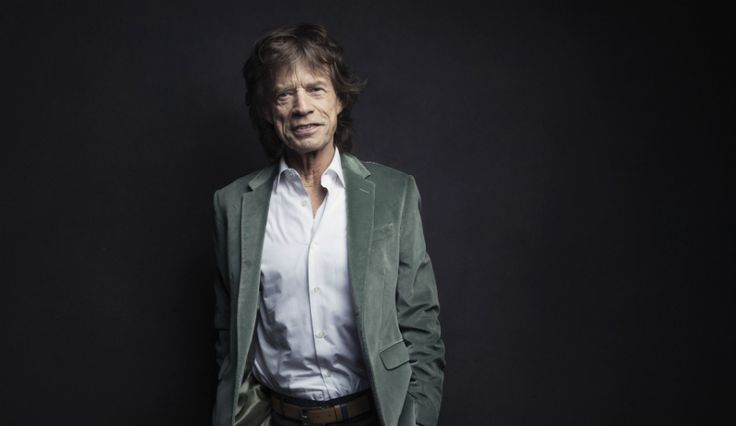 Mick Jagger And Ballerina Partner, Melanie Hamrick, Choose Unique Name For His Eighth Child