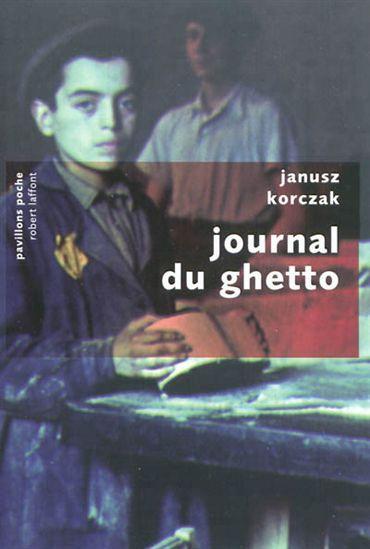 Journal du ghetto - Janusz KORCZAK // L'Allemagne envahit la Pologne - Korczak, directeur d'un orphelinat, accompagne «ses» enfants dans le ghetto de Varsovie, refusant de fuir seul et de les abandonner. Il y mène une lutte quotidienne afin de trouver et mendier de la nourriture pour eux et leur dispenser de l'amour et de la joie. En 1942 quand les enfants sont embarqués pour les chambres à gaz de Treblinka, il les accompagne et meurt avec eux. Dans les derniers mois de sa vie Korczak…