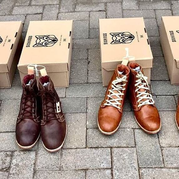 High-quality leather shoes for men. Handcrafted with precision from sole to lace up in our local workshop. Proudly South African www.sixkingsbrand.com