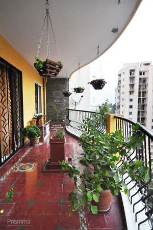balcony railing design JYOTHIKA BALERI38