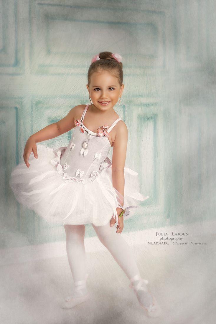 Fashion Kids. Илана Романовская (125см) . Фотогалерея: Маленькая балерина
