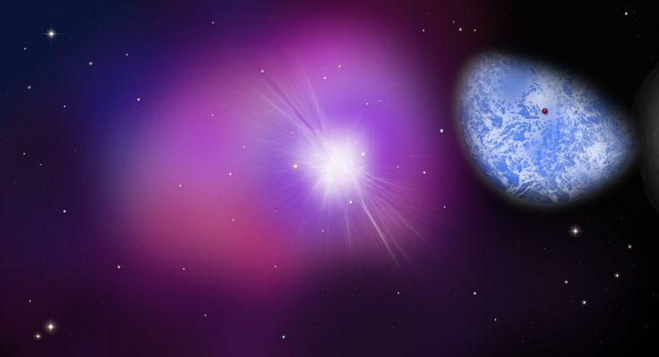 Art of Andy Kwiecinski - 'Nebula'