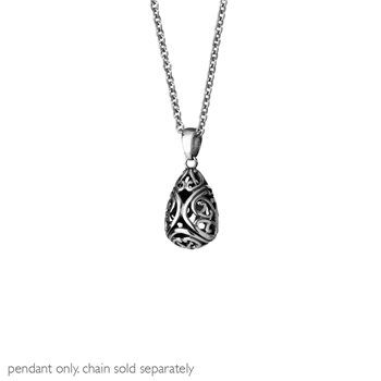 Aroha Pendant -his piece symbolises the deep love and connection we share with those whom we hold dearest... - NZ silver pendant - evolve-jewellery.co.nz