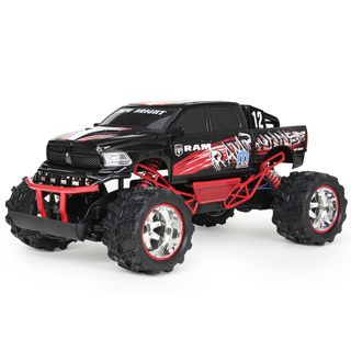 @Overstock.com - Dodge Ram Runner Baja Extreme Remote Control Car - This awesome 1:14 scale Dodge Ram RC car is poised for hours of fun. Whether off-road or on the street, have fun with your family with this remote control car.  http://www.overstock.com/Sports-Toys/Dodge-Ram-Runner-Baja-Extreme-Remote-Control-Car/8340967/product.html?CID=214117 $56.99