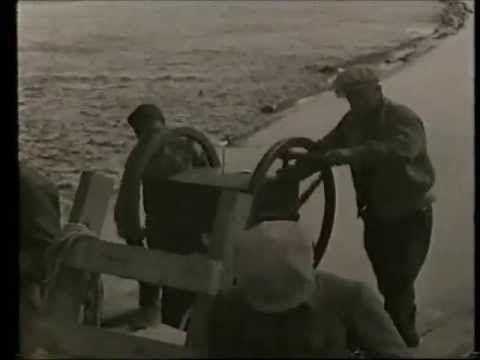 Rovaniemi rakentaa - Lyhytelokuva vuodelta 1945 Rovaniemen jälleenrakentamisesta - YouTube