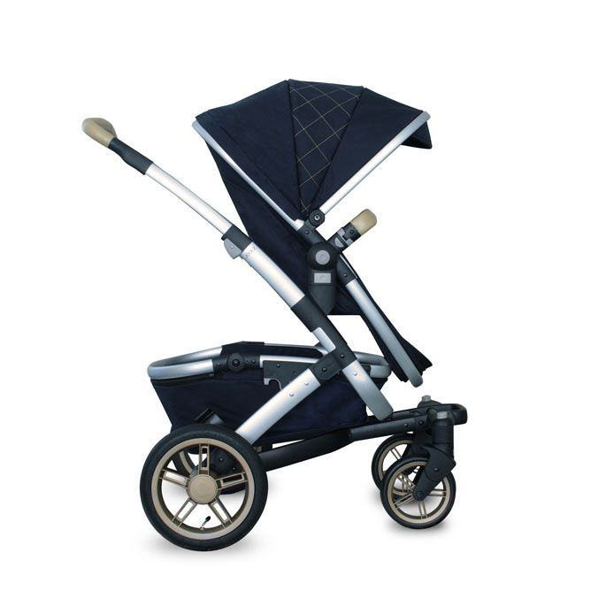 EXCLUSIVE: Joolz Designs Royal Blue stroller
