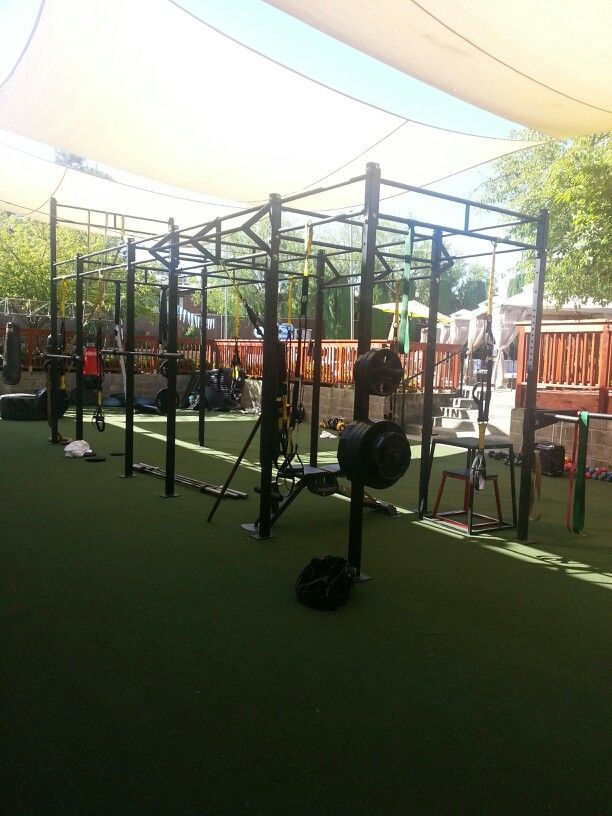 8 best images about outdoor training spaces on pinterest for Gimnasio gym forma