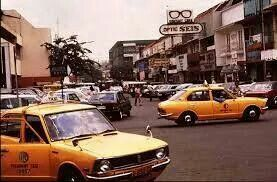 President Taxi 1970-1980