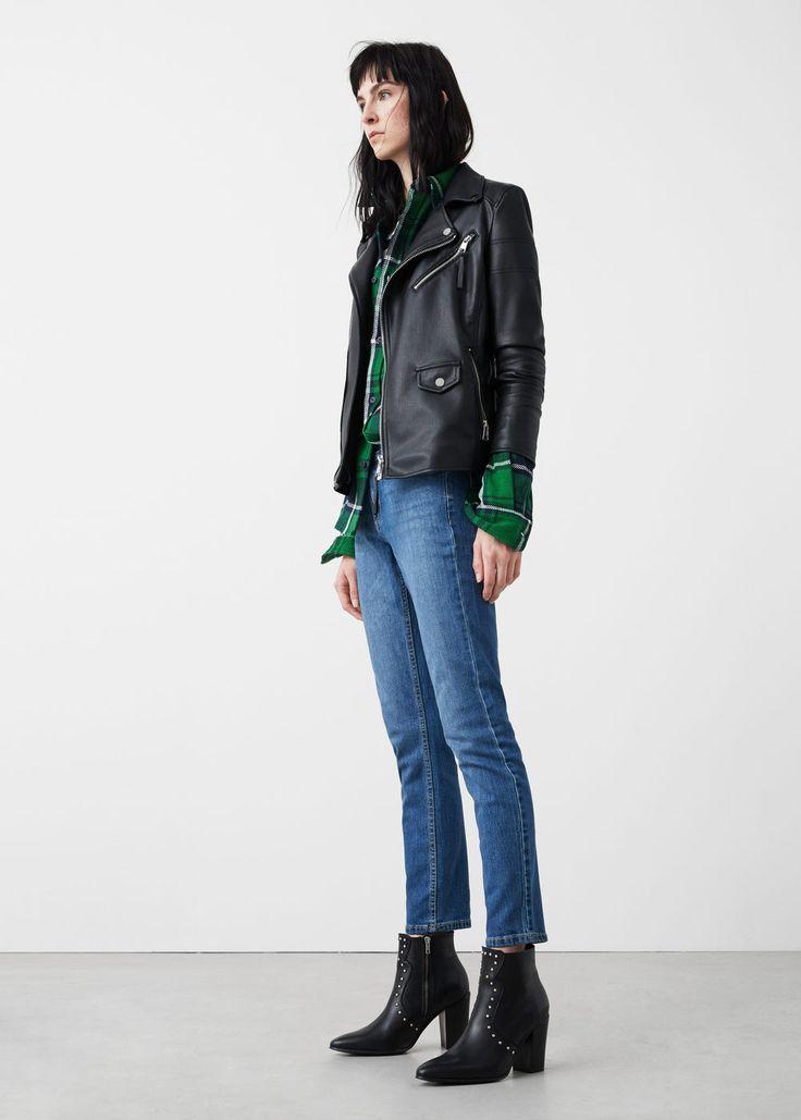 Jeans straight alice | MANGO
