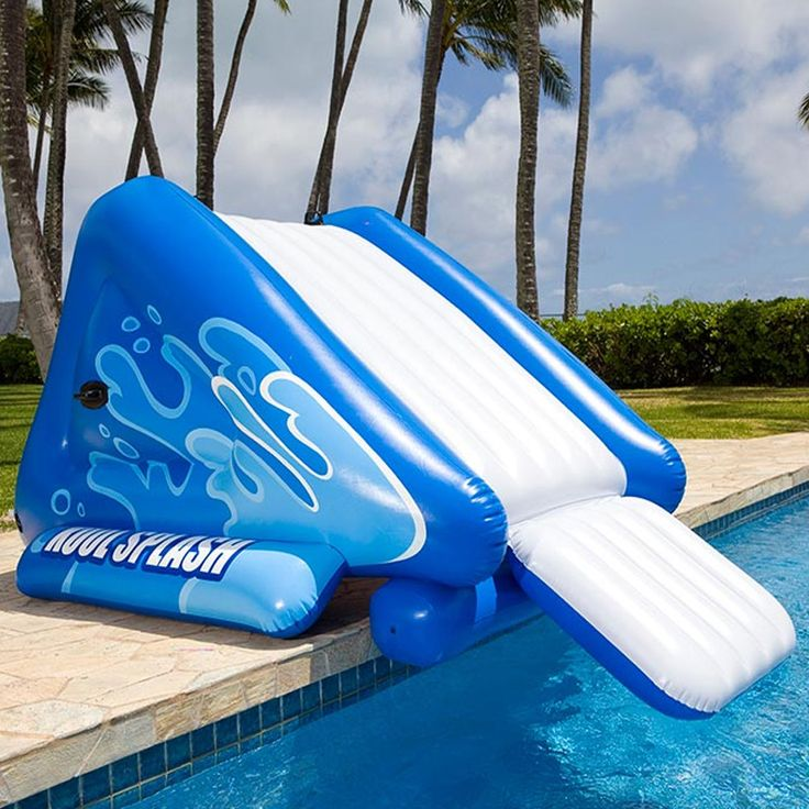 1000 ideas about inflatable slide on pinterest bouncy - Swimming pools in liverpool with slides ...