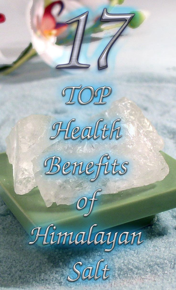 Top 17 Benefits Of Himalayan Salt