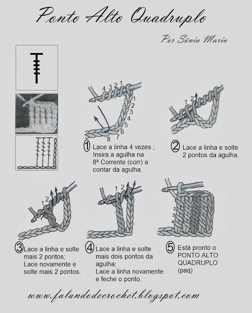 FALANDO DE CROCHET: ALFINETEIRO DE CROCHÊ