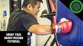 Muay Thai Punching for Power Tutorial - YouTube