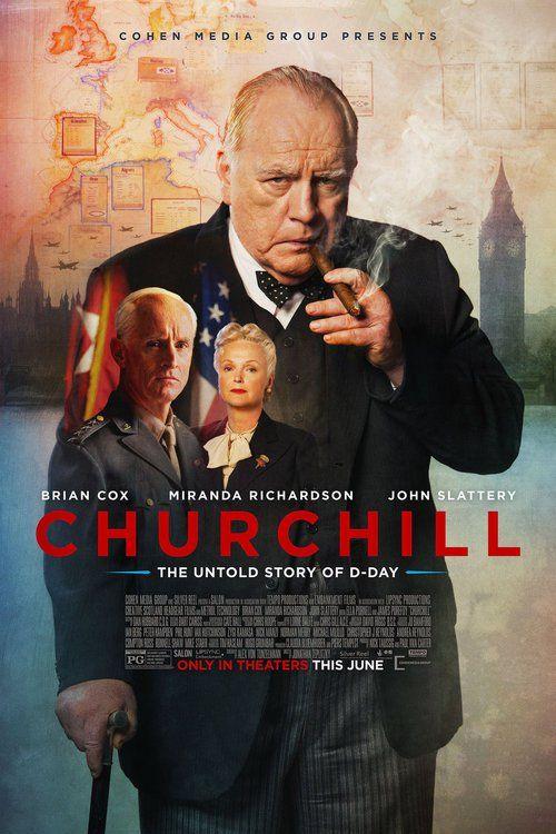 Churchill (2017) Full Movie Streaming HD